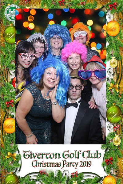 TGC Xmas Party 14 Dec-17