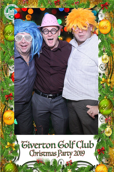 TGC Xmas Party 14 Dec-14