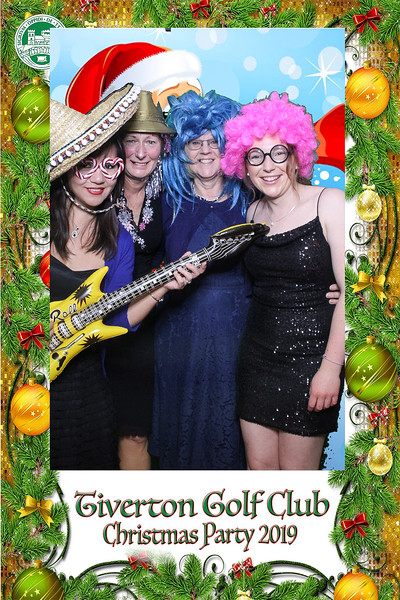 TGC Xmas Party 14 Dec-18