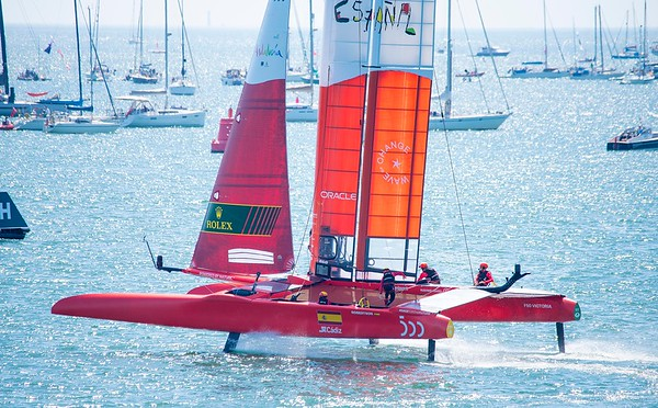 GB Sailing GP Plymouth 2021