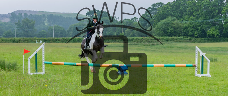 Cockington Riding Club Fun Jump Cross Class 3 - 2ft Pairs_007