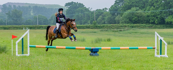 Cockington Riding Club Fun Jump Cross Class 3 - 2ft Pairs_006