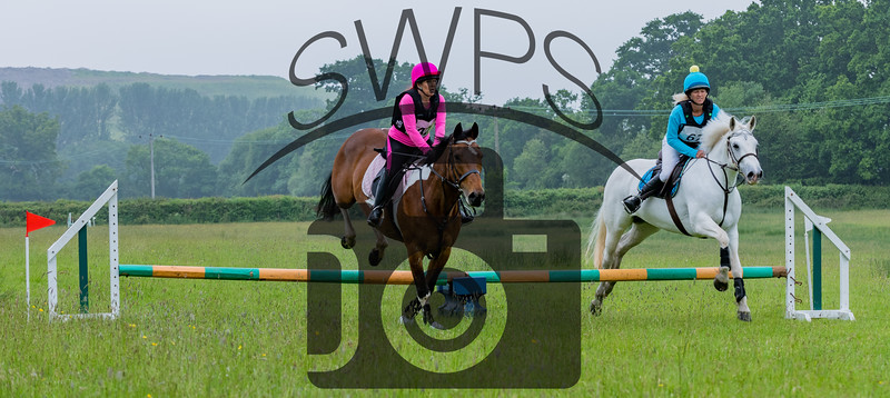 Cockington Riding Club Fun Jump Cross Class 3 - 2ft Pairs_003
