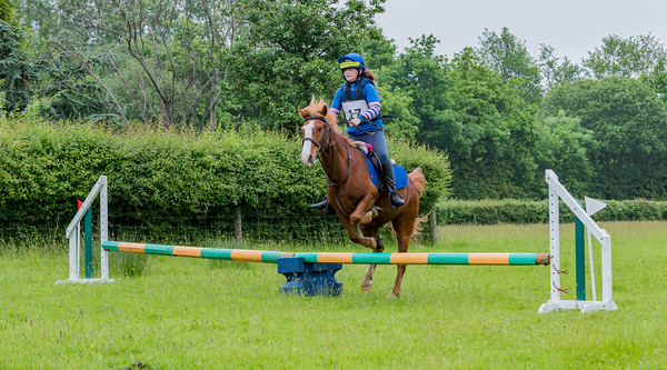 Cockington Riding Club Fun Jump Cross Class 3 - 2ft Pairs_013