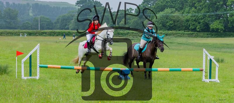 Cockington Riding Club Fun Jump Cross Class 3 - 2ft Pairs_010