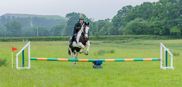 Cockington Riding Club Fun Jump Cross Class 3 - 2ft Pairs_008