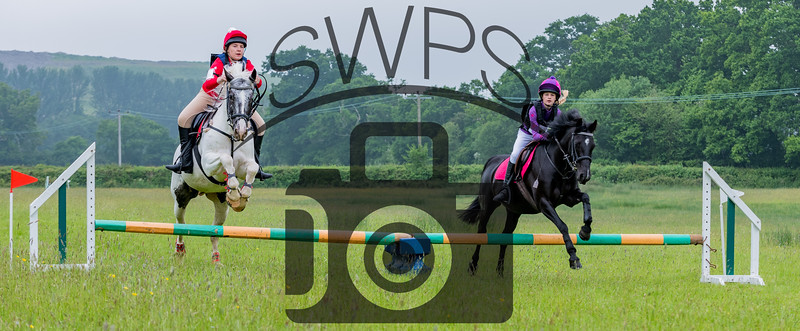 Cockington Riding Club Fun Jump Cross Class 3 - 2ft Pairs_014