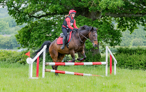 Cockington Riding Club Fun Jump Cross Class 4 - 2ft 3_009