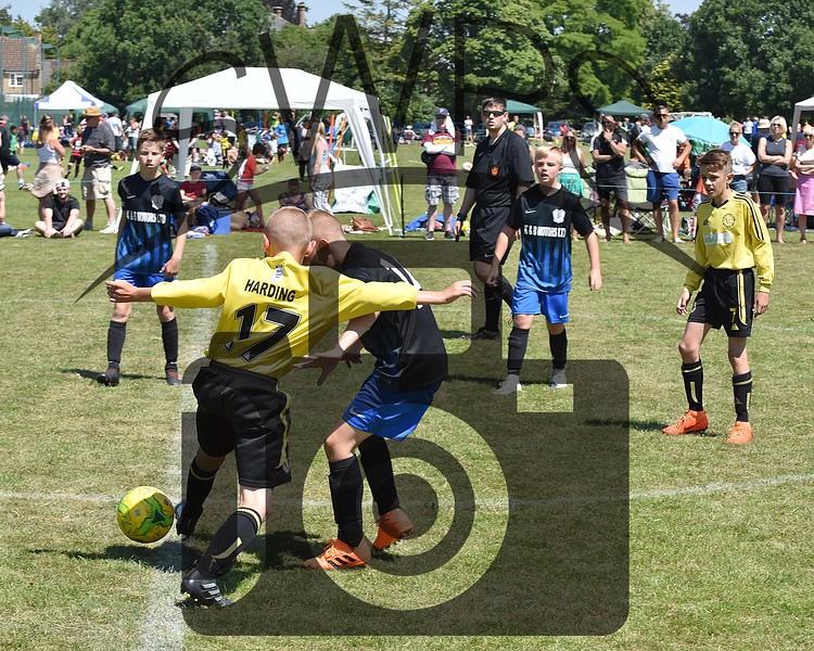 Frome Town Robins v Somerton Town Black U11's_00037