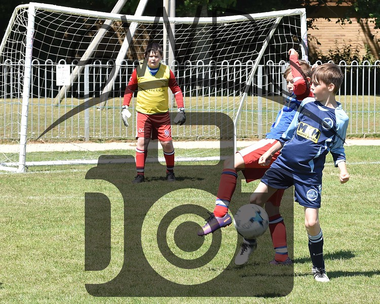 Ilminster v Illchester Wildcats Red U11's00019