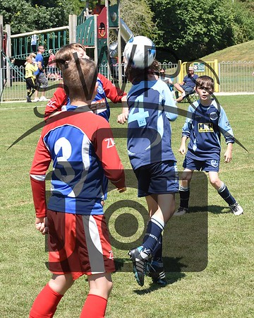 Ilminster v Illchester Wildcats Red U11's00029