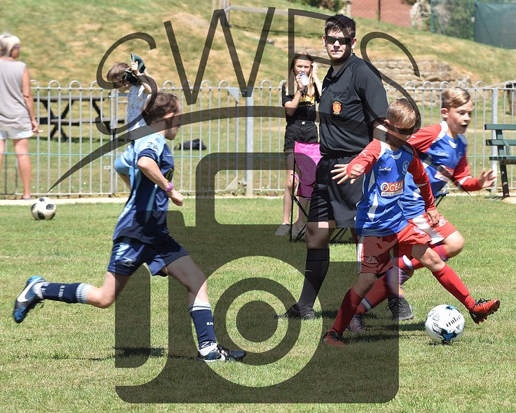 Ilminster v Illchester Wildcats Red U11's00008