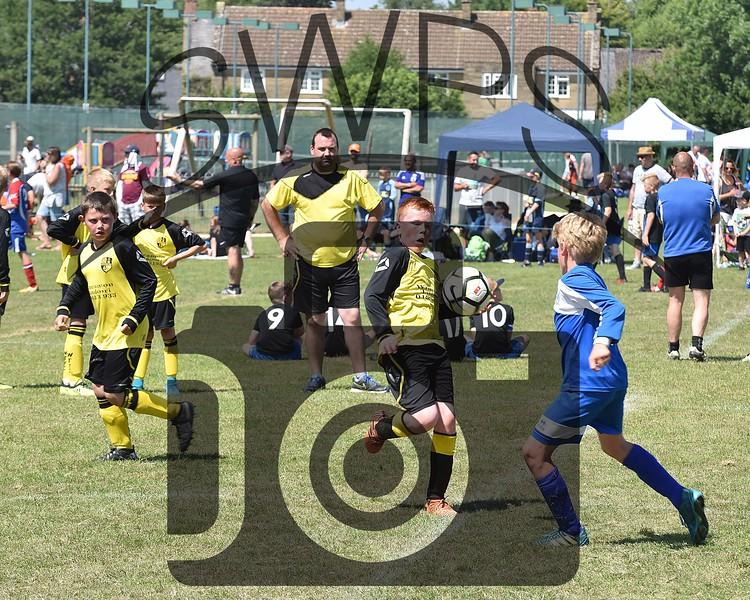 Maiden Newton v Bridgwater VPR Hawks U11's00042