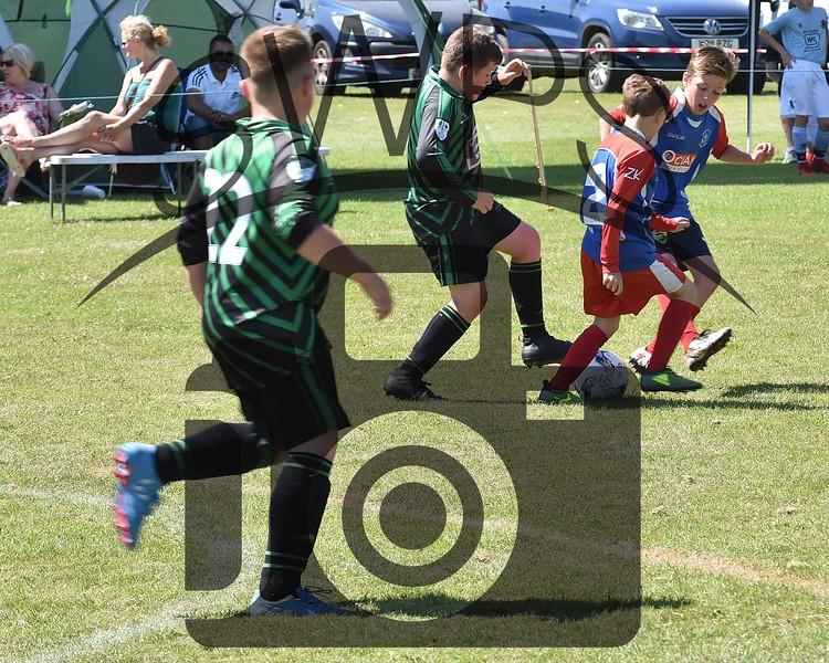 Martock Rovers Black v Illchester Wildcat Red U11's00050