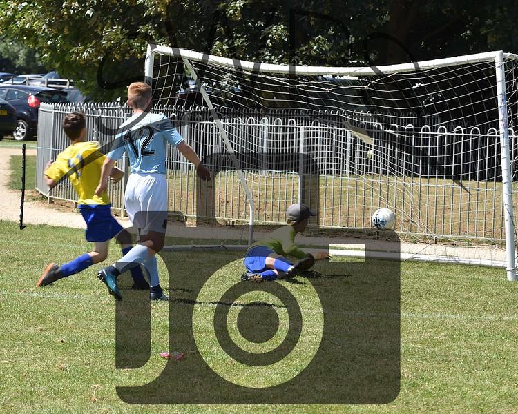 Wimborne + Holts v Ash Rovers U11's00080