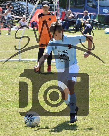 Wimborne + Holts v Ash Rovers U11's00023