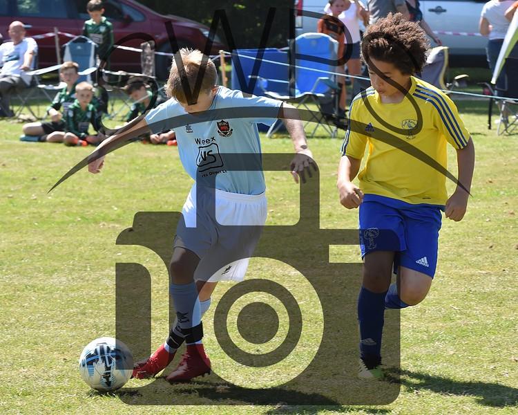 Wimborne + Holts v Ash Rovers U11's00004