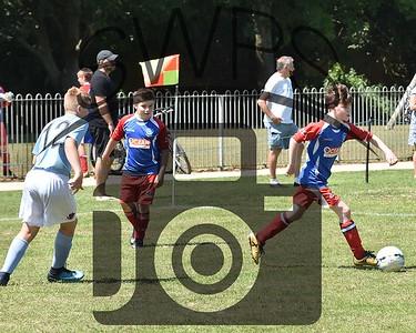 Wimborne + Holts v Illchester Wildcats Red U11's00006