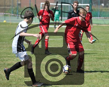 Frome Town v Sherborne Town White U13's00005