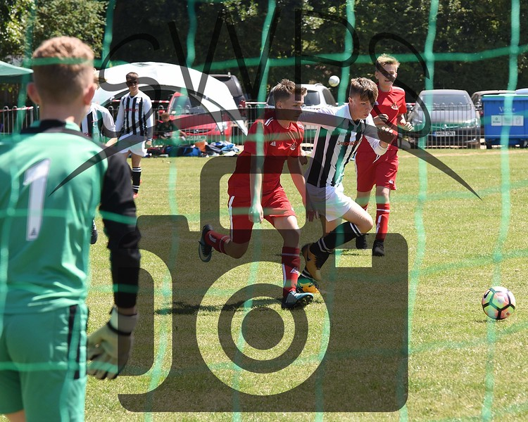Frome Town v Sherborne Town White U13's00072