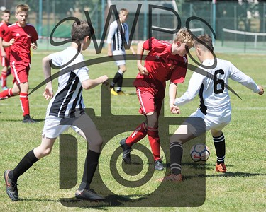 Frome Town v Sherborne Town White U13's00009