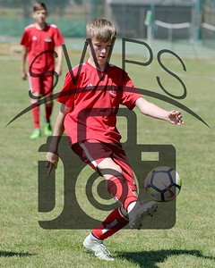 Frome Town v Sherborne Town White U13's00023