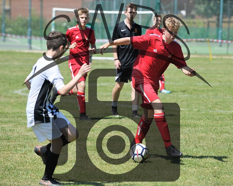Frome Town v Sherborne Town White U13's00006