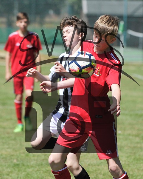 Frome Town v Sherborne Town White U13's00020