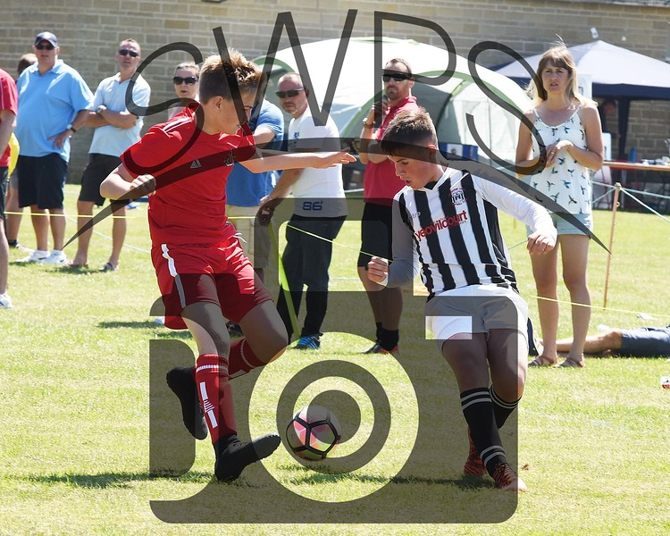 Frome Town v Sherborne Town White U13's00088