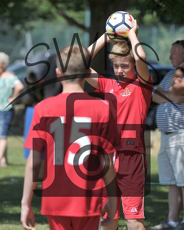 Frome Town v Sherborne Town White U13's00027