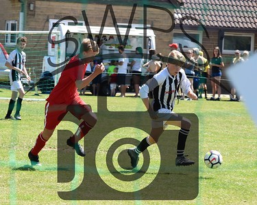 Frome Town v Sherborne Town White U13's00069