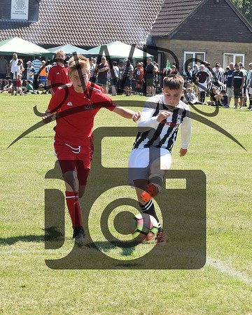 Frome Town v Sherborne Town White U13's00091