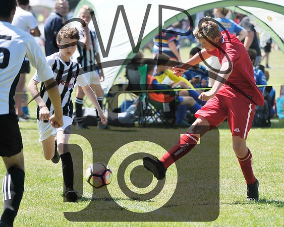 Frome Town v Sherborne Town White U13's00062