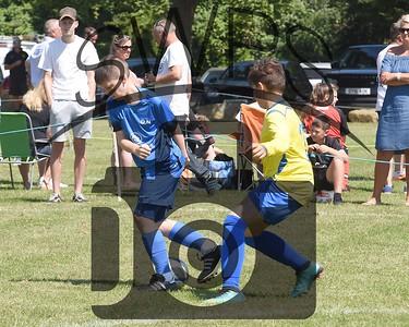 Longfleet Yellow v Portland Sports U13's00020