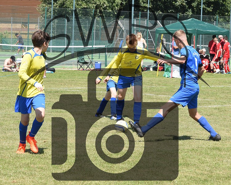 Longfleet Yellow v Portland Sports U13's00015