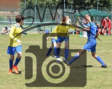 Longfleet Yellow v Portland Sports U13's00015