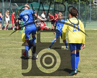 Longfleet Yellow v Portland Sports U13's00022