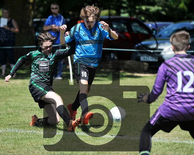 Martock Rovers Black v Maiden Newton Kestrels U13's00029