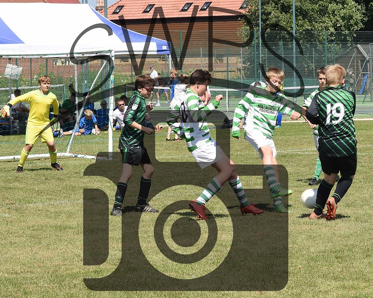 Martock Rovers Green v Pen Mill A U13's00002
