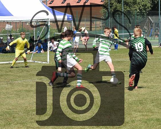 Martock Rovers Green v Pen Mill A U13's00001