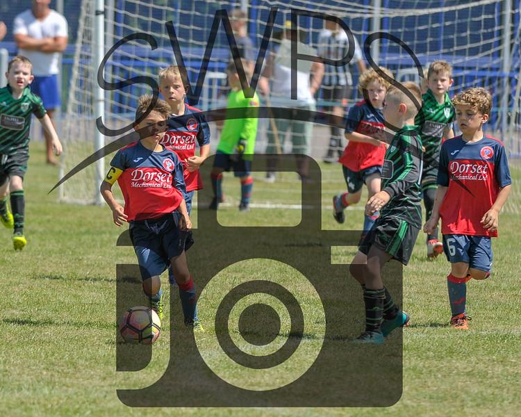 East Cocker Cockerels v Martock Rovers U7's00008