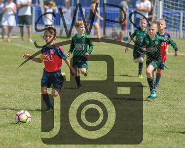 East Cocker Cockerels v Martock Rovers U7's00010