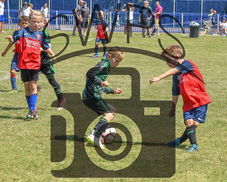 East Cocker Cockerels v Martock Rovers U7's00082