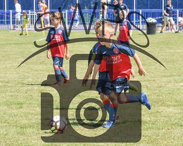 East Cocker Cockerels v Martock Rovers U7's00023