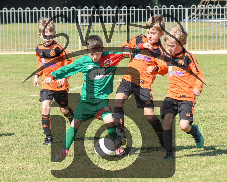 Merriott Panthers v Pen Mill U7's00070