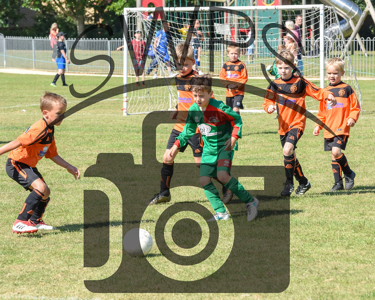 Merriott Panthers v Pen Mill U7's00072