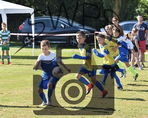 Aller Park Rangers v Ash Rovers U9's00027