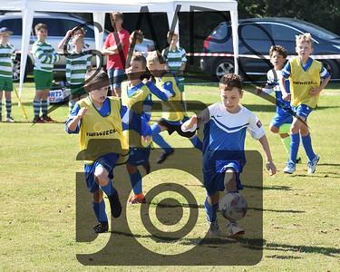 Aller Park Rangers v Ash Rovers U9's00028