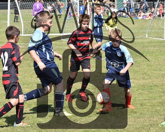 Chesil Vipers v Illminster Town U9's00033