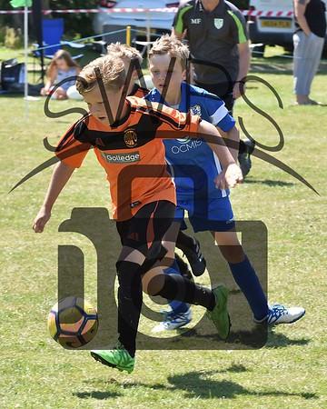 Merriott Minions v Aller Park Rangers U9's00032